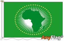 - AFRICAN UNION ANY FLAG RANGE - VARIOUS SIZES